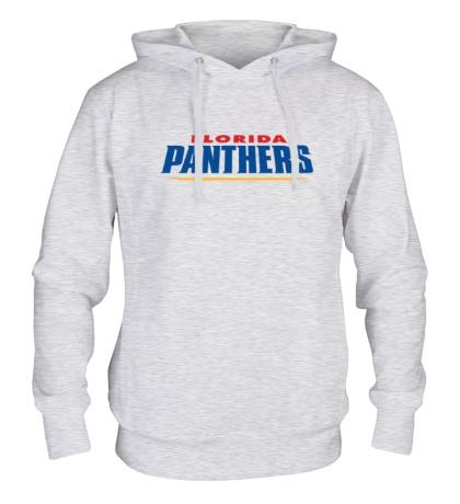 Толстовка с капюшоном HC Florida Panthers Sign