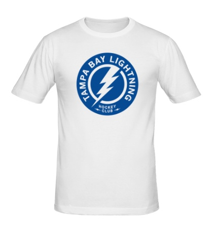 Мужская футболка HC Tampa Bay Lightning