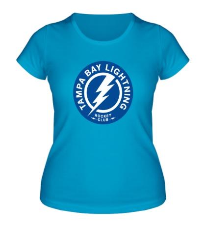 Женская футболка HC Tampa Bay Lightning