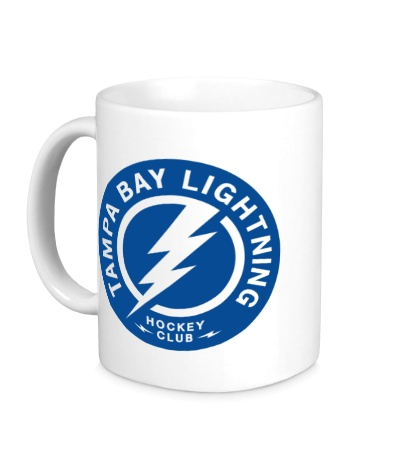 Керамическая кружка HC Tampa Bay Lightning