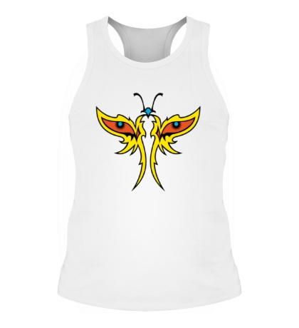 Мужская борцовка Глазастая бабочка