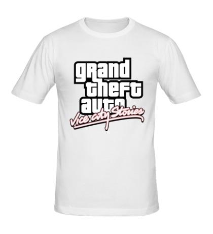 Мужская футболка «GTA: Vice City Stories»