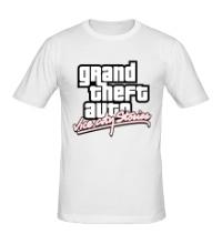 Мужская футболка GTA: Vice City Stories
