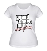 Женская футболка GTA: Vice City Stories