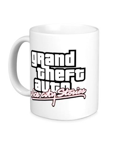 Керамическая кружка GTA: Vice City Stories