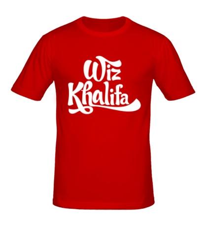 Мужская футболка Wiz Khalifa
