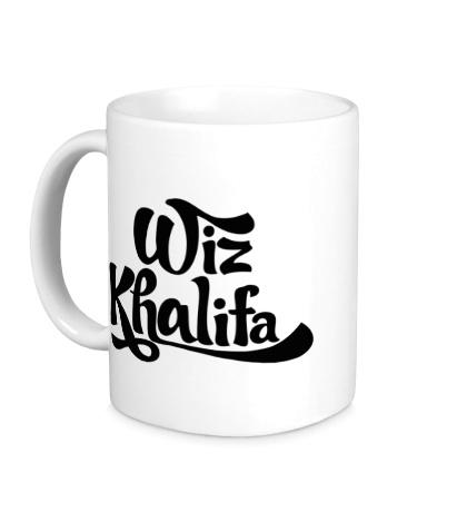 Керамическая кружка Wiz Khalifa