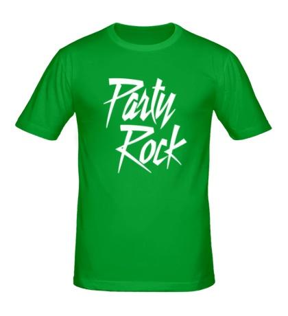 Мужская футболка Party Rock