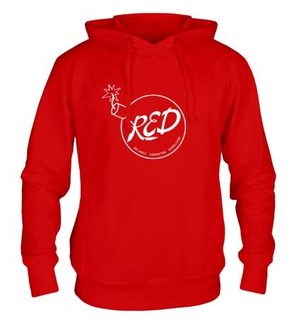 Толстовка с капюшоном RED Team