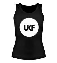 Женская майка UKF Music