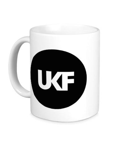 Керамическая кружка UKF Music