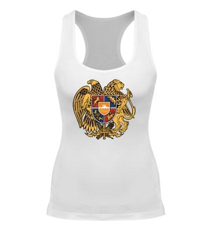 Женская борцовка Герб Армении
