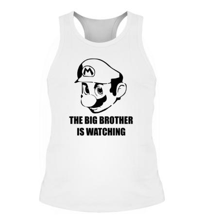 Мужская борцовка Mario Big Brother