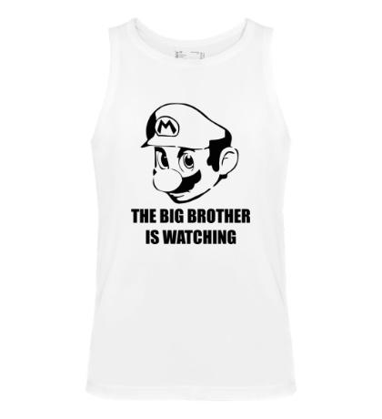 Мужская майка Mario Big Brother