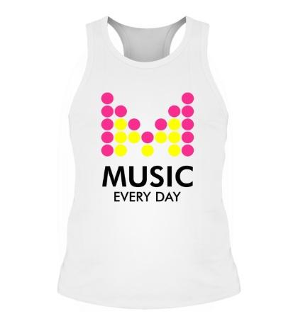 Мужская борцовка Music Every Day