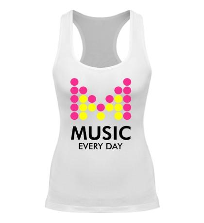 Женская борцовка Music Every Day