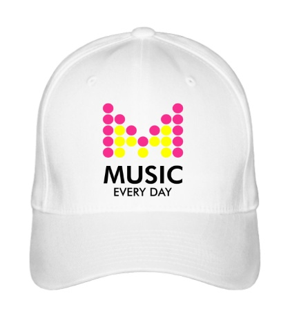 Бейсболка Music Every Day