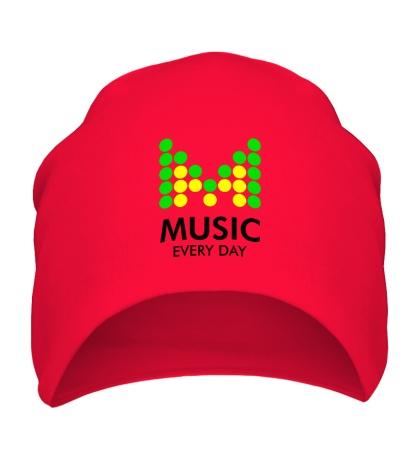 Шапка Music Every Day