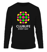 Мужской лонгслив Club Life Every Day