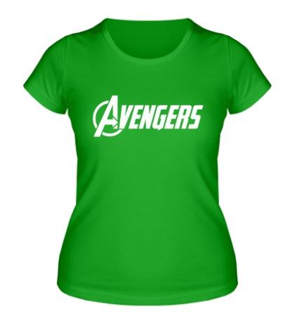 Женская футболка The Avengers
