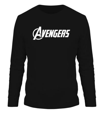 Мужской лонгслив The Avengers