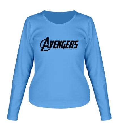 Женский лонгслив The Avengers