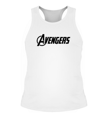 Мужская борцовка The Avengers