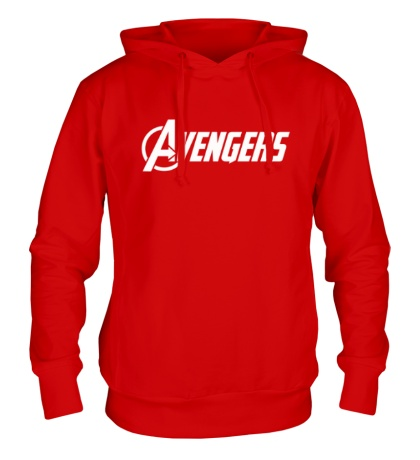 Толстовка с капюшоном The Avengers