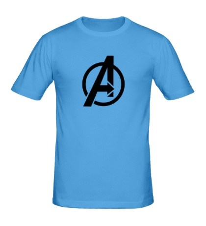 Мужская футболка The Avengers Symbol
