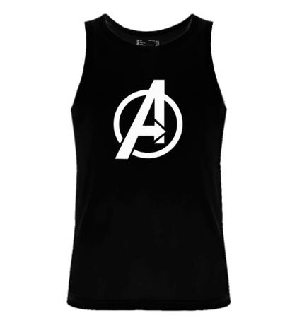 Мужская майка The Avengers Symbol