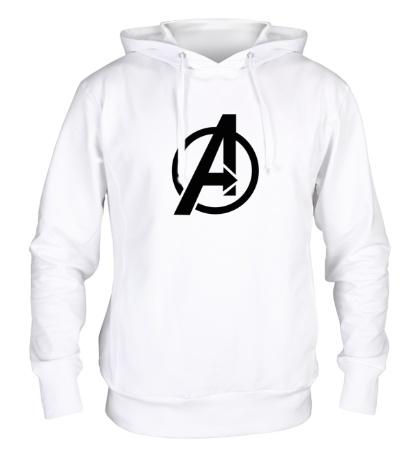 Толстовка с капюшоном The Avengers Symbol