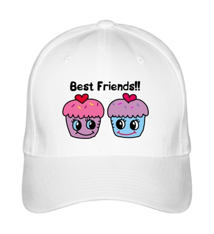 Бейсболка Best Friends