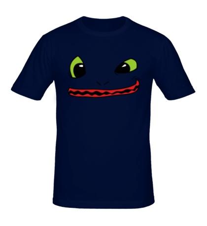 Мужская футболка Маленькая фурия