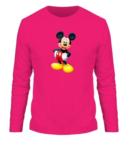 Мужской лонгслив Mickey Mouse