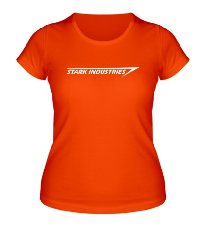 Женская футболка Stark Industries