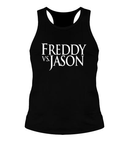 Мужская борцовка Freddy vs Jason