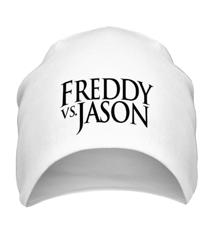 Шапка Freddy vs Jason