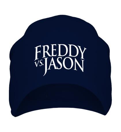 Шапка Freddy vs Jason