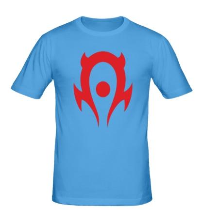 Мужская футболка WoW: Horde