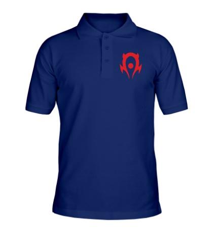 Рубашка поло WoW: Horde