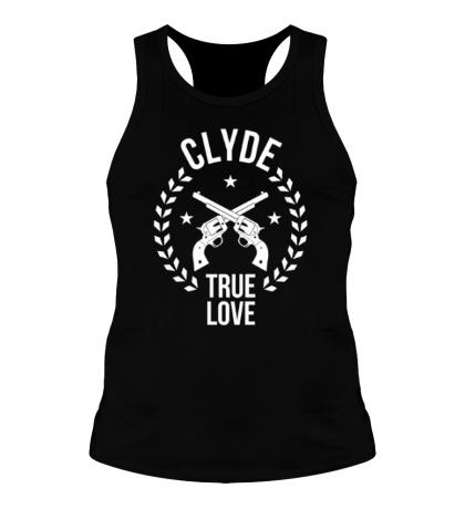 Мужская борцовка Clyde, true love