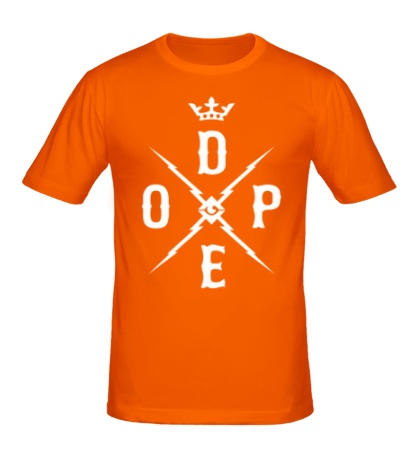 Мужская футболка Dope