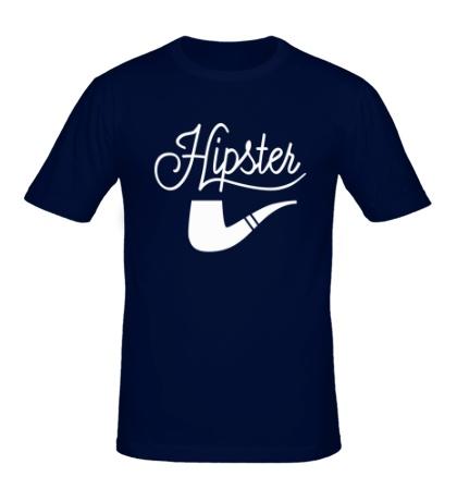 Мужская футболка I am Hipster