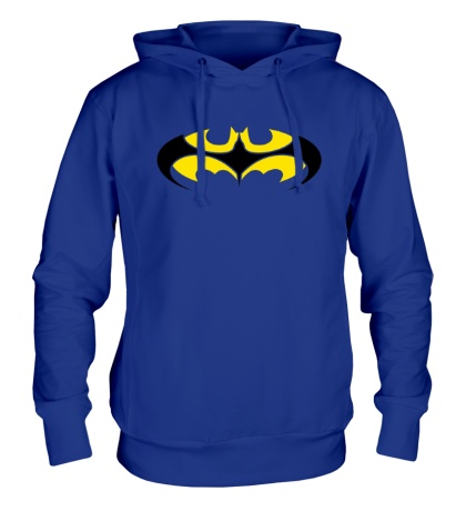 Толстовка с капюшоном The Old Batman