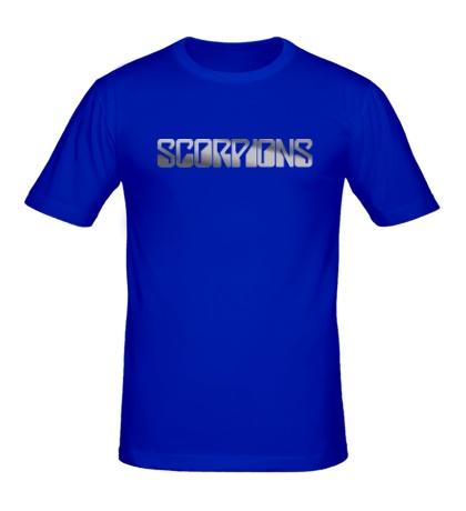 Мужская футболка Scorpions