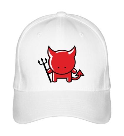 Бейсболка Маленький красный дьявол
