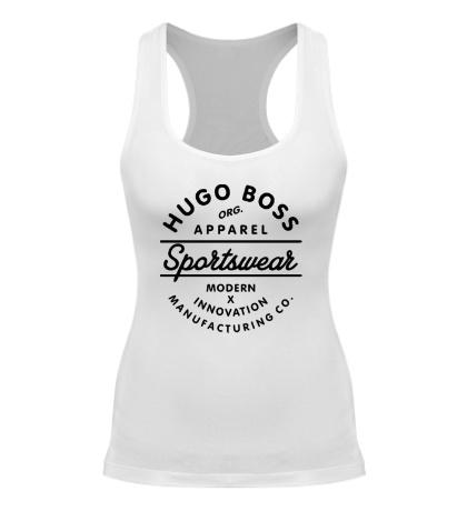 Женская борцовка Hugo BOSS