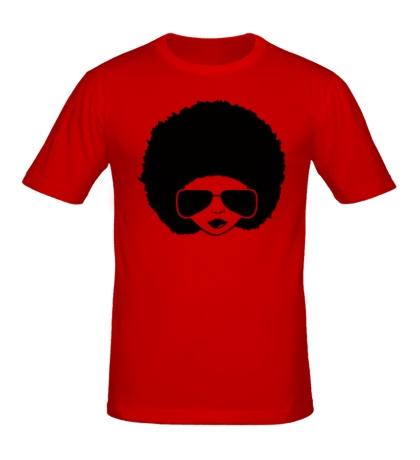Мужская футболка Afro Style