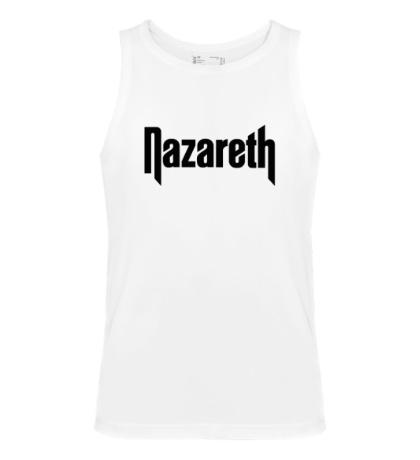 Мужская майка Nazareth