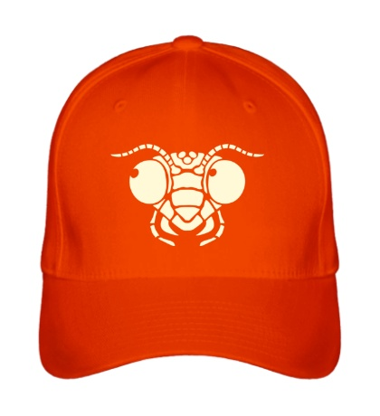Бейсболка Голова муравья, свет